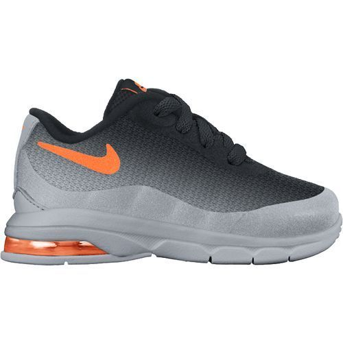 Nike Toddlers' Air Max Invigor Shoes (Wolf GreyTotal Orange