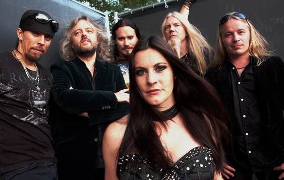 Nightwish Laulajat