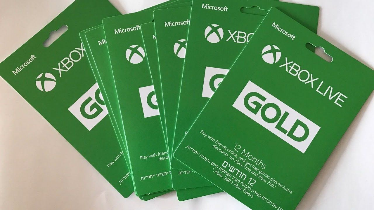 FREE XBOX LIVE CODES GIVEAWAY - How to get Xbox Live FREE [Unlimited