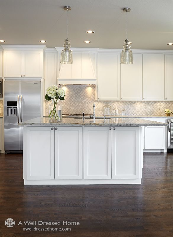 We are excited to be revealing the kitchen remodel that we told you