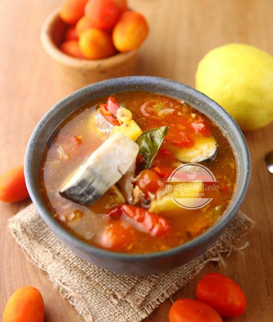 Resep Sup Ikan Tomat Pedas Jtt Sup Ikan Resep Sup Sup