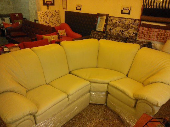 Oferta esquineros rinconeros sillon sofa adrian tapizado - Tela tapizado sofa ...