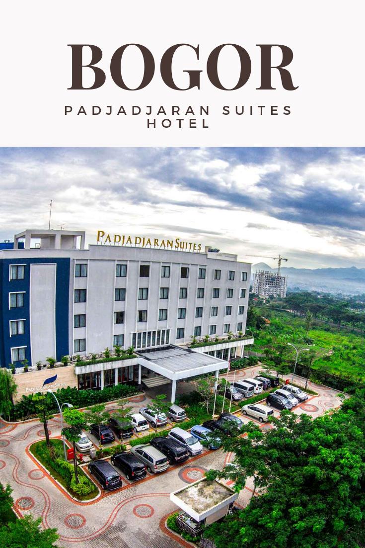 Terletak di pusat Kota Bogor, Padjadjaran Suites Hotel