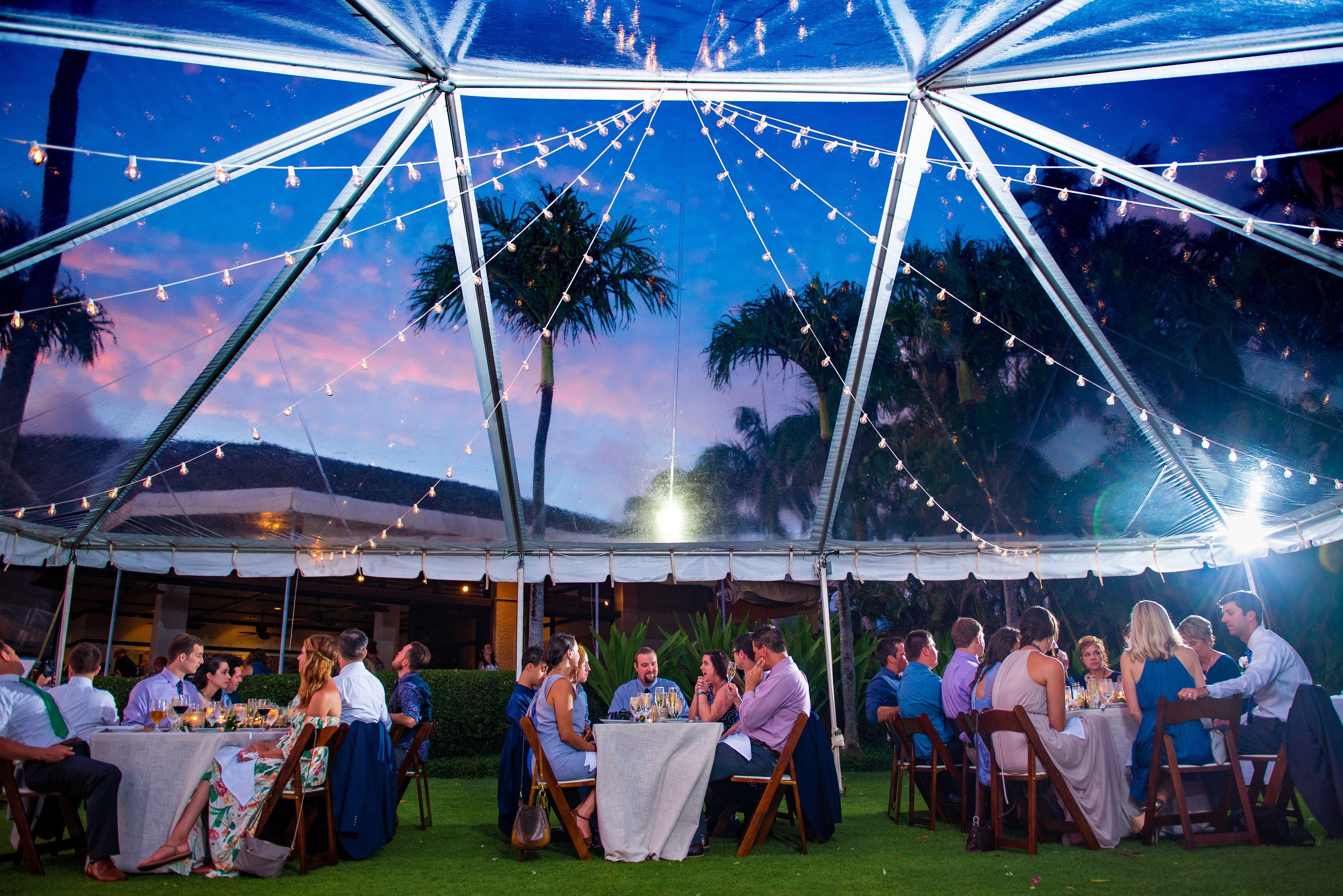 Pin By The Beach House On Tent Enhancements Kauai Wedding Beach House Kauai Reception Location