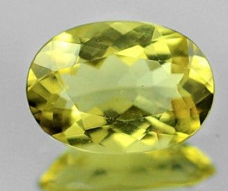 1 15 ct Untreated golden yellow Beryl Heliodor gemstone for