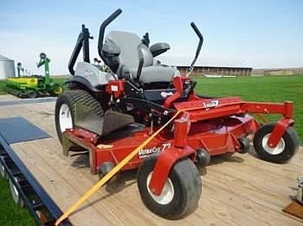 Birkey S Exmark Lzz38kc726 Mowers For Sale Garden Equipment