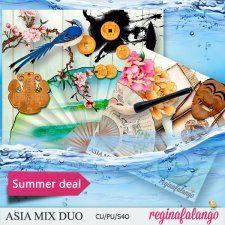 ASIA MIX DEAL #CUdigitals cudigitals.com cu commercial digital scrap #digiscrap scrapbook graphics