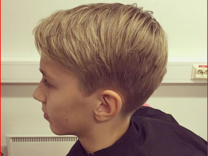 13 Year Old Boy Haircuts Best Kids Hairstyle Boy Haircuts Short Boy Hairstyles Boy Haircuts Long
