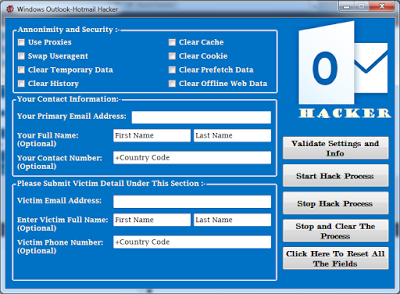 professionalhackerpremiumsoftware: Hack Hotmail Password | Download
