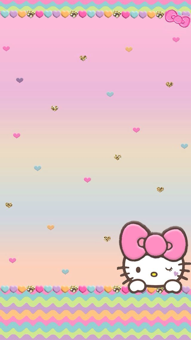 Pin by wendy on my love for hk pinterest hello sanrio wallpaper heart wallpaper pink wallpaper wallpaper backgrounds pink hello kitty wallpaper iphone cell phone backgrounds pretty iphone voltagebd Images