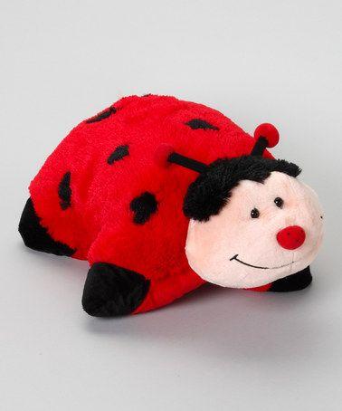 animal pillows ladybug pillow pet