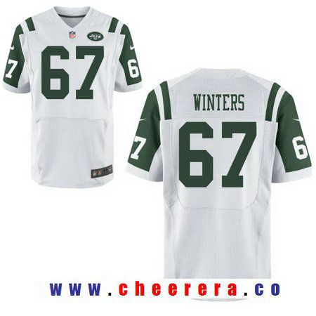 Brian Winters NFL Jersey