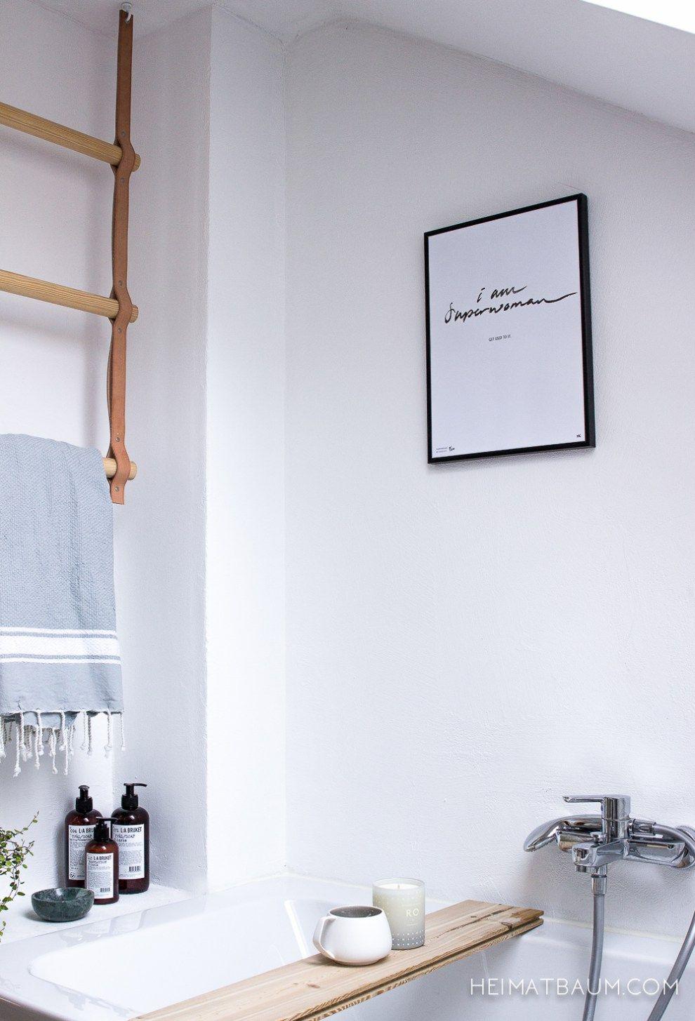 Tipps f r kleine badezimmer heimatbaum wohnen - Tipps fur kleine badezimmer ...