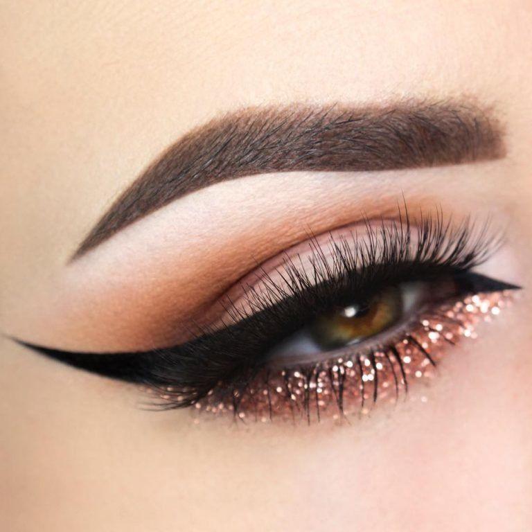 макаруны, макияж с стрелками красивый картинки впечатление, что