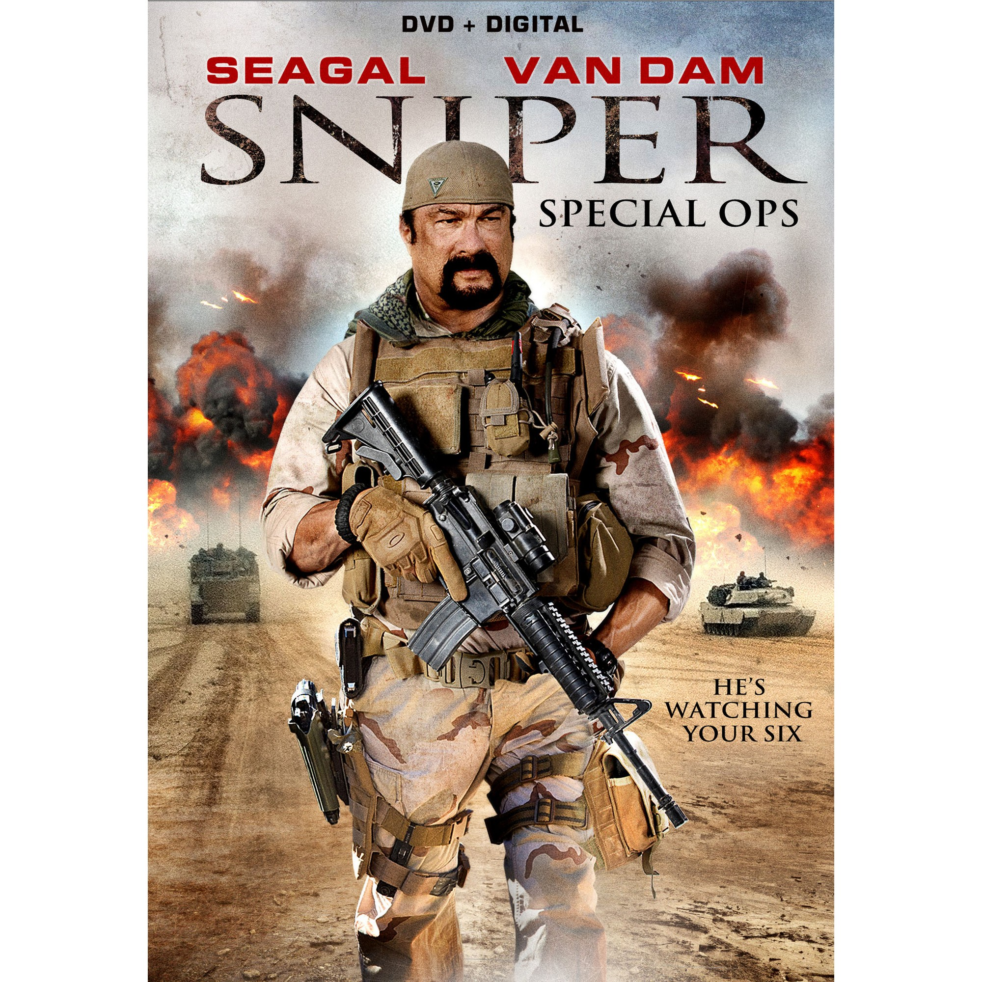 Sniper: Special Ops (DVD) | Products in 2019 | Special ops