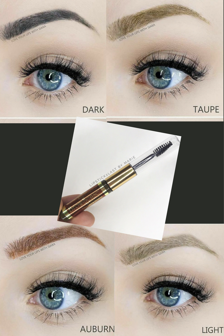 Browsense Gives Several Options To Fill In Your Natural Brows