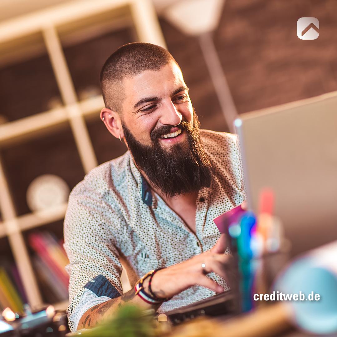 Laut TÜVStudie empfehlen 92,9 der Kunden creditweb