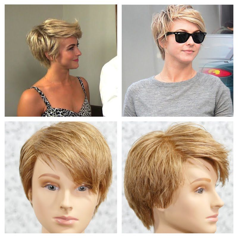 Julianne Hough Short Hair Tutorial Hair Color Ideas And Styles For
