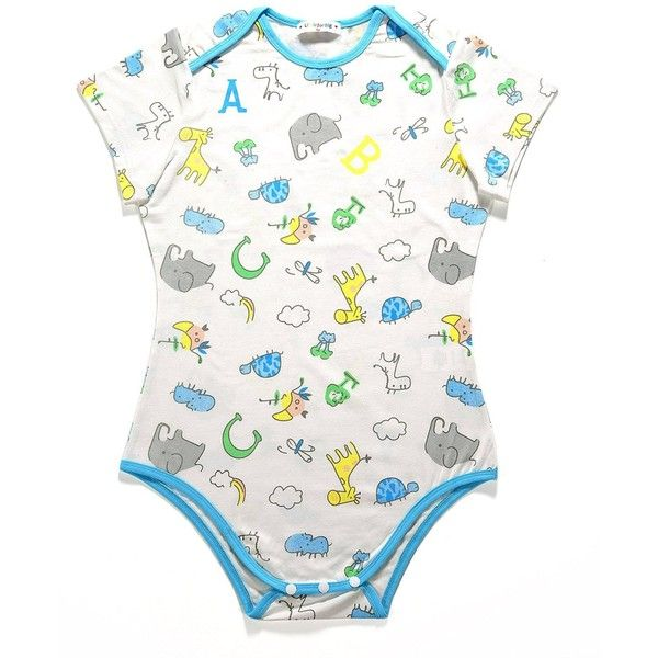 6ce3d5decc LittleForBig Adult Baby Diaper Lover (ABDL) Snap Crotch Romper Onesie...  ( 26) ❤ liked on Polyvore featuring onesies