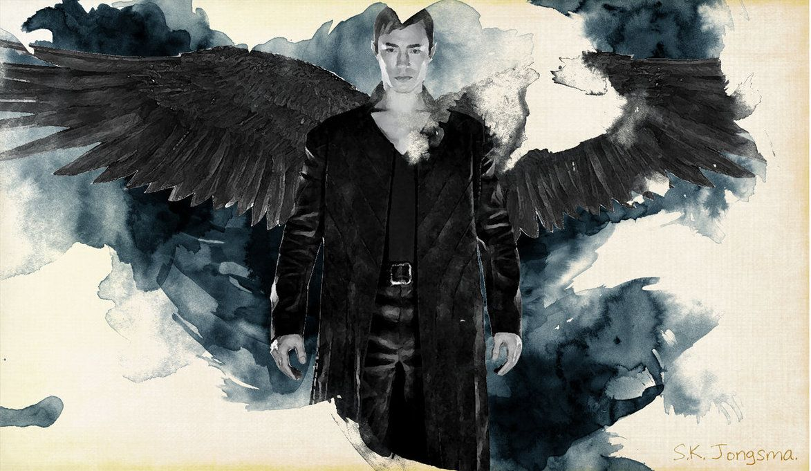 The archangel Michael from Syfy's Dominion as portrayed by