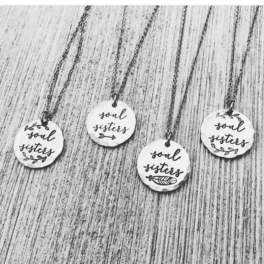 Soul Sisters Necklace | Sweetness | Pinterest