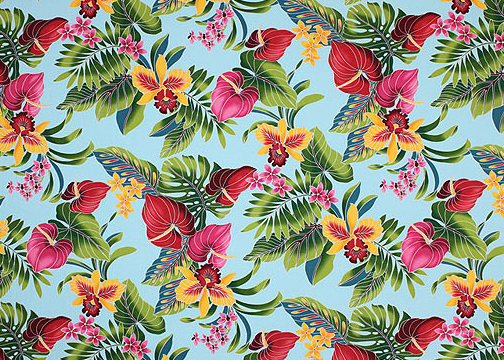 Hawaii Pattern  Wwwimgkidcom The Image Kid Has It