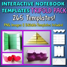 Image Result For Interactive Notebook Templates Free Interactive