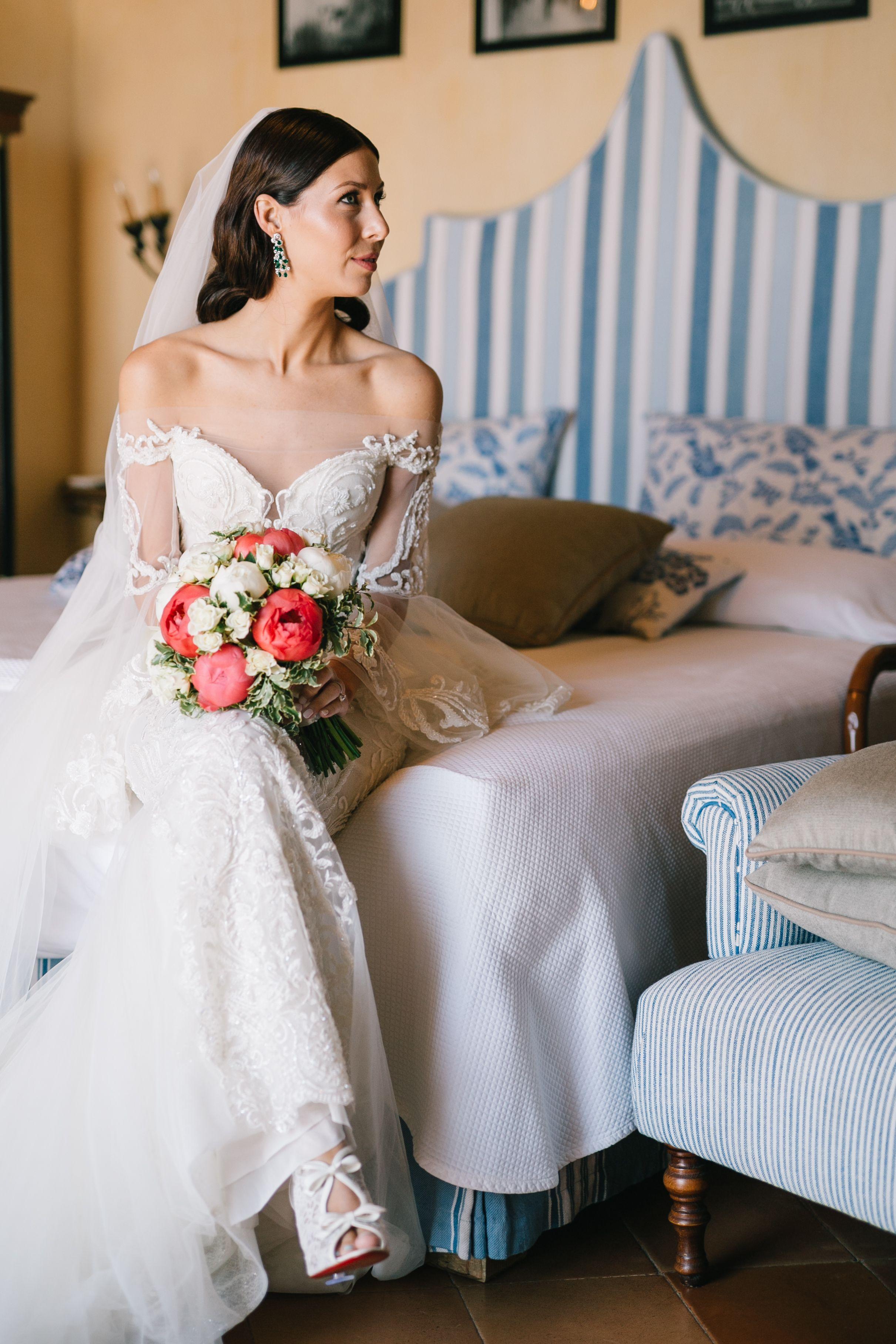 Lee Grebenau Real Bride Israeli Wedding Dress Designer Luxury Wedding Dress Luxury Bridal [ 3631 x 2421 Pixel ]