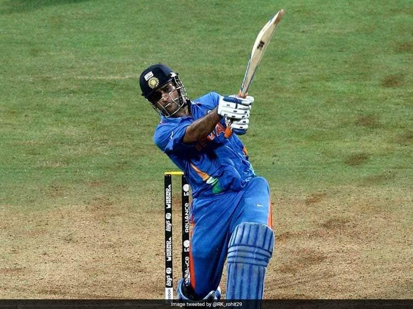 Gautam Gambhir On Dhoni S Six In The 2011 World Cup Seems Legit In 2020 2011 Cricket World Cup Ms Dhoni Photos Cricket World Cup