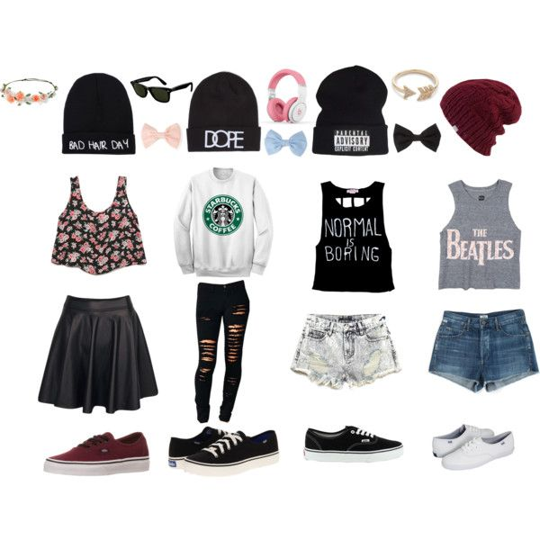 Hipster Girl Outfits Polyvore Hipster Outfits | fash...