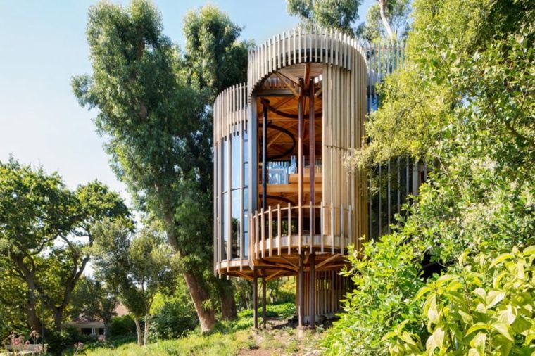 Casas en arboles - un diseño único por Malan Vorster El arbol - casas en arboles