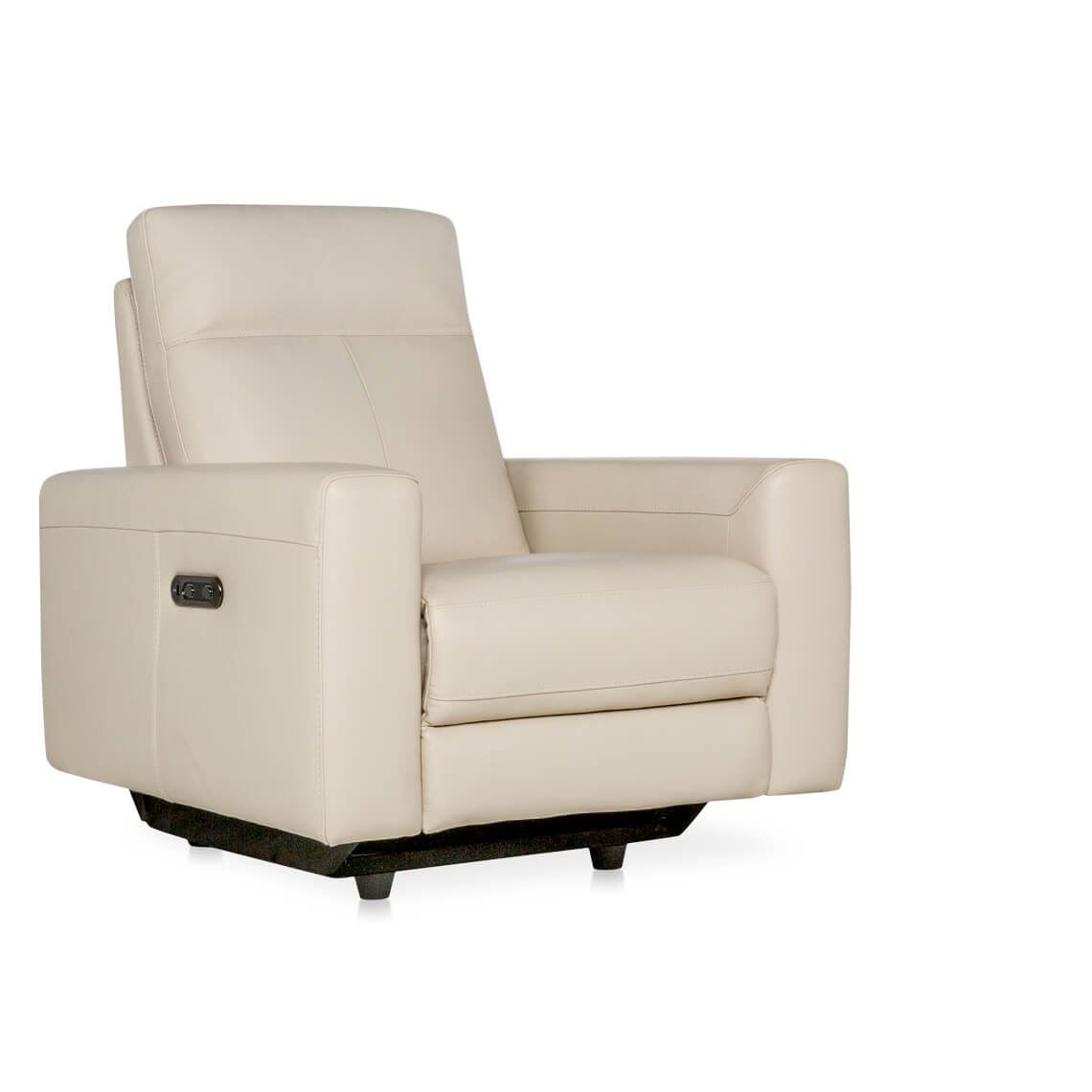 Xander Leather Electric Recliner Armchair Recliner Armchair