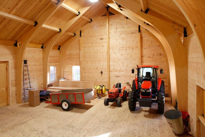 Project Gallery | Bank barn, Barn house, Barn stables