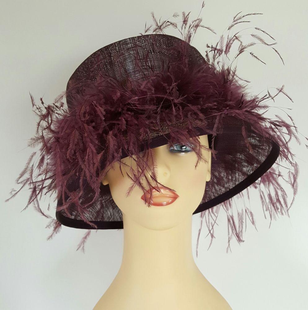 342baa8457558 Ladies Wedding Hat Races Mother Bride Ascot Hat Mint Green Diamante ...