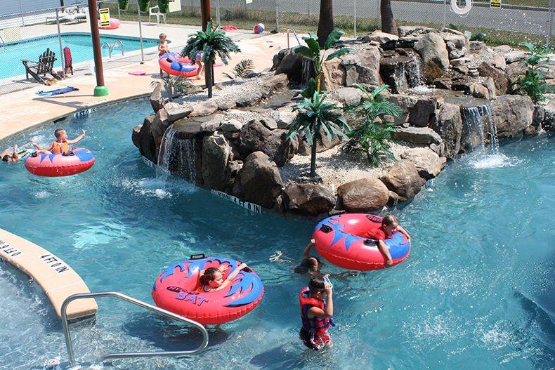 Commercial Pools Landi Pools Pool