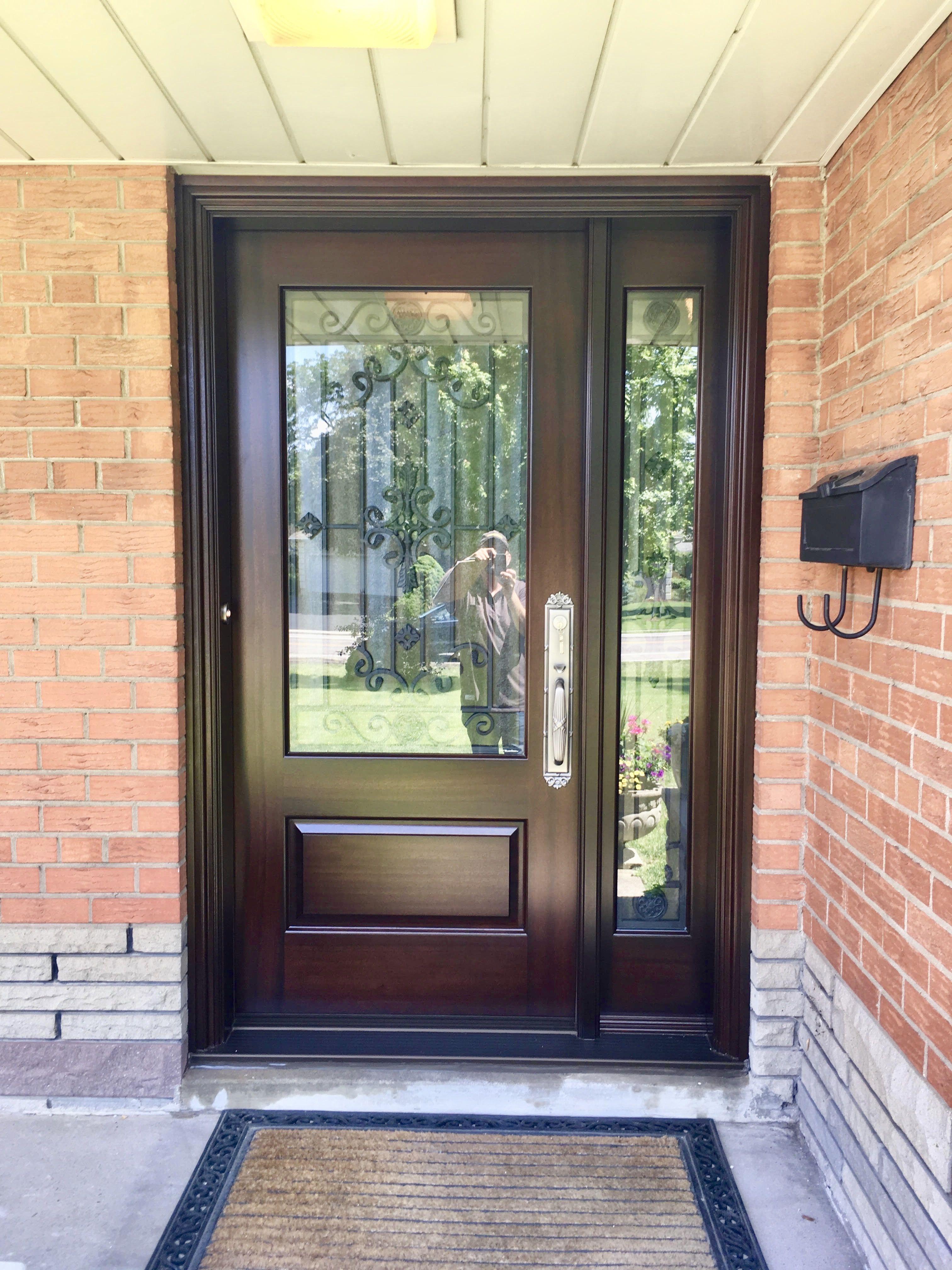 Amberwood Doors Inc: Beautiful #handmade #custommade #mahogany #AmberwoodDoor
