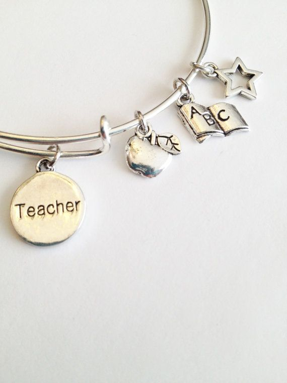 Teacher Theme Adjule Bangle Alex And Ani By Icycoolcreations