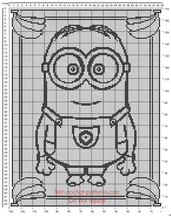 Resultado de imagen de mantas intarsia a crochet patrones gratis ...