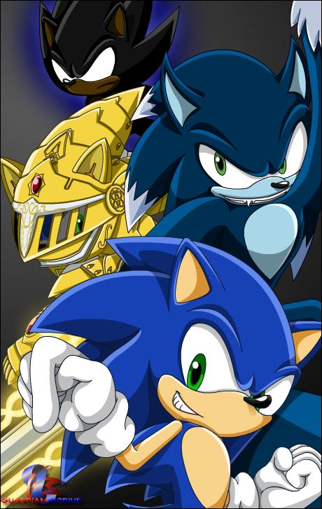 Congrats Blue Blur 2 By Guardianmobius On Deviantart Classic Sonic Sonic The Hedgehog Hedgehog Art