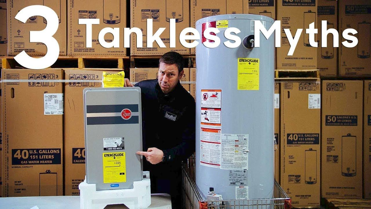 how to flush a tankless water heater system