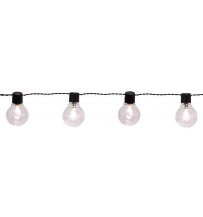 trendy elektrin girlianda party light party with rail luminaire ikea. Black Bedroom Furniture Sets. Home Design Ideas