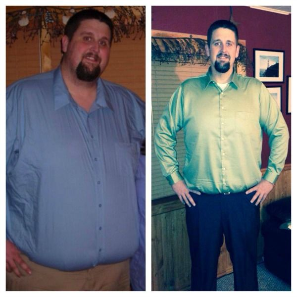Josh Steele's 250-Pound Weight Loss: Inspired by Biggest