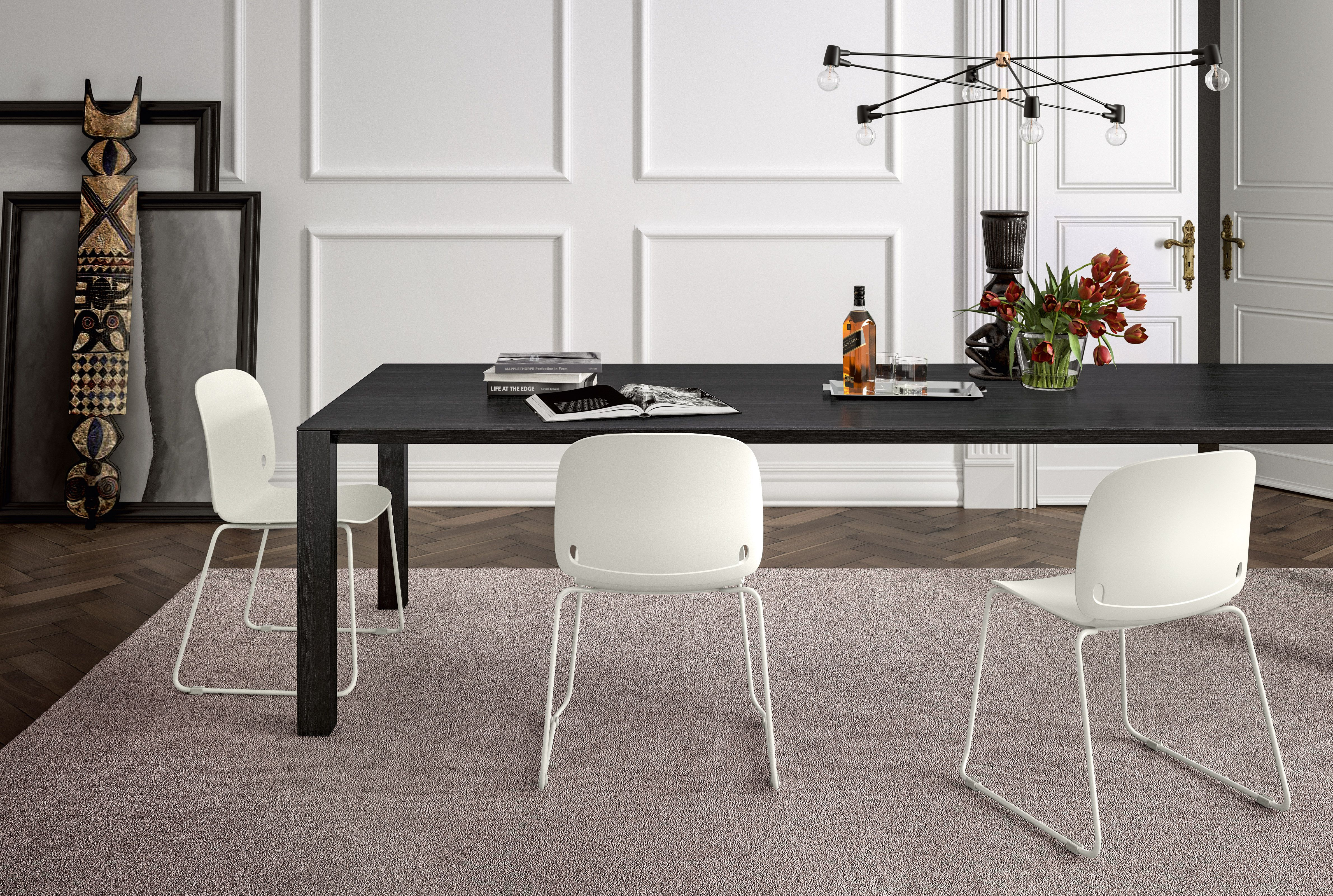 Fattorini sedie ~ Intro chair design by odo fioravanti pianca sedie chairs