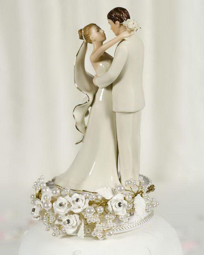 Bling Monogram Wedding Cake Toppers Wedding Cake Toppers