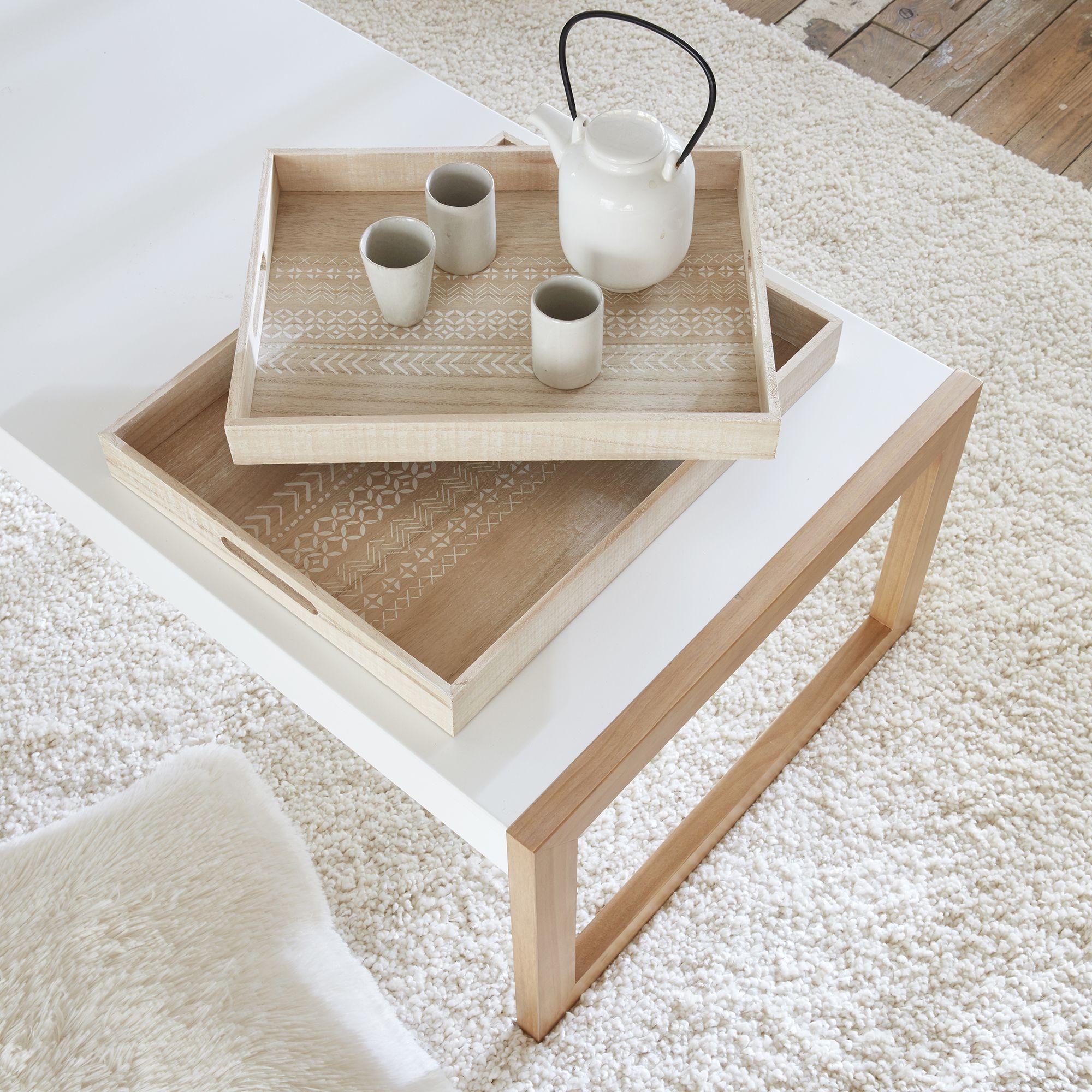 Prenez Votre Petitdejeuner En Mode Cocooning Table Basse  # Mode De Table De Basse