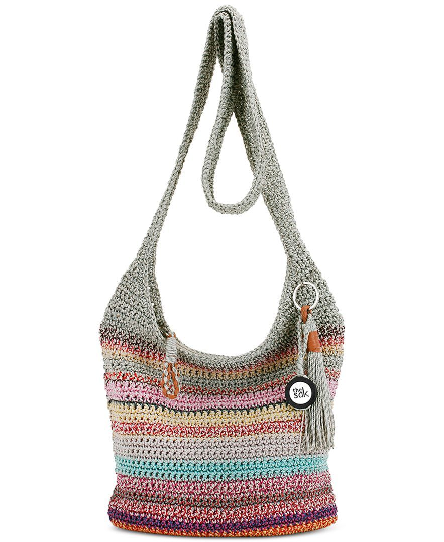 The Sak Casual Classics Crochet Crossbody Bags Crochet Shoulder
