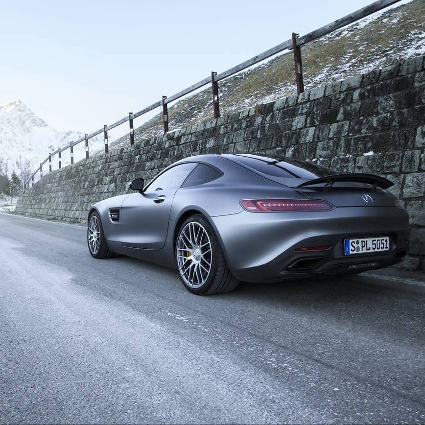 DRIVING BENZES — Mercedes-Benz AMG GT (Instagram @ab.images) | Cars on