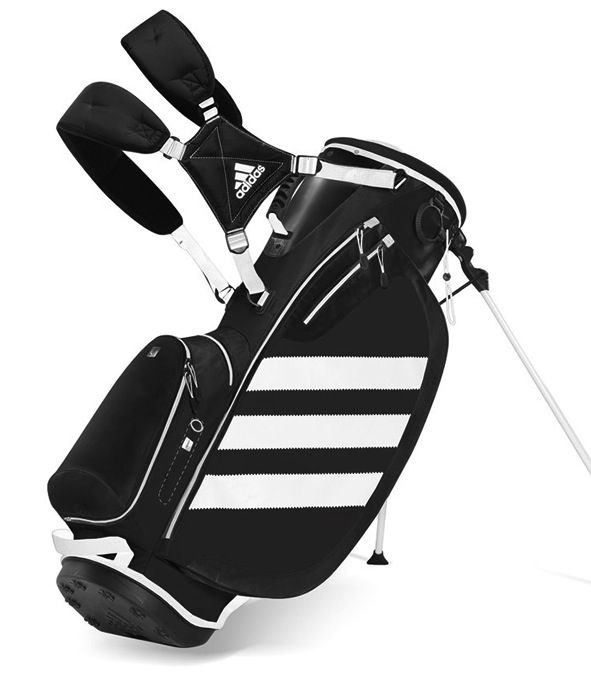 cemento Seguro Otoño  Adidas Golf SAMBA Stand Bag