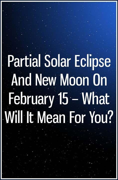 february 15 new moon astrology