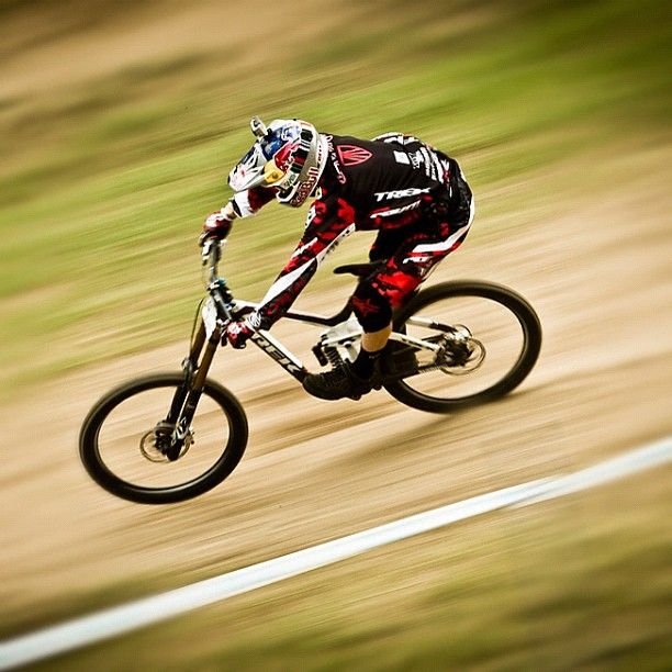 Aaron Gwin Val di Sole World Cup